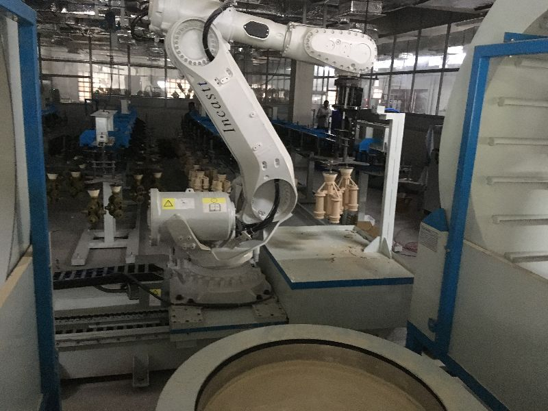 Investment casting machinery india da jin feng investment