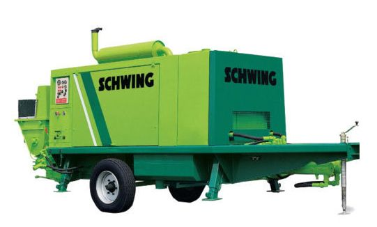 Services - Schwing Stetter Concrete Pump Rental from Gurgaon Haryana