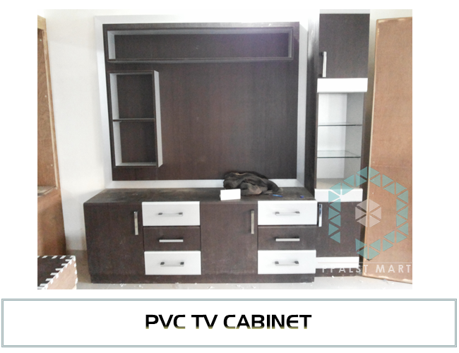 Pvc Tv Cabinet Manufacturer In Gujarat India By P Plast Mart Id