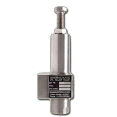 Stainless Steel Pressure Relief Valves (Model-I)