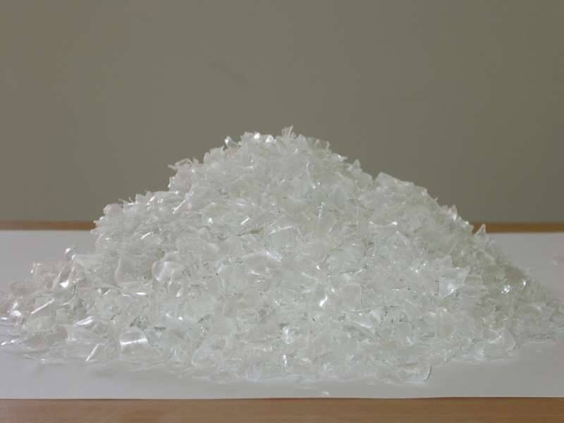 Hot Washed Pet Flakes CLEAR