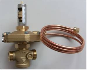 Automatic Regulating Valve