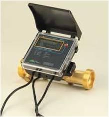 Battery Supply Ultrasonic Water Meter