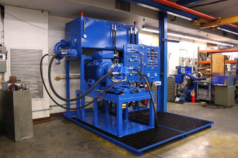 Pump Testing Bench Manufacturer In Ahmedabad Gujarat India