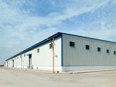 warehouse sheds Manufacturer in Uttar Pradesh India by Gaytri