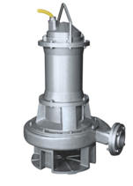 Low Speed Sewage And Effluent Submersible Pump
