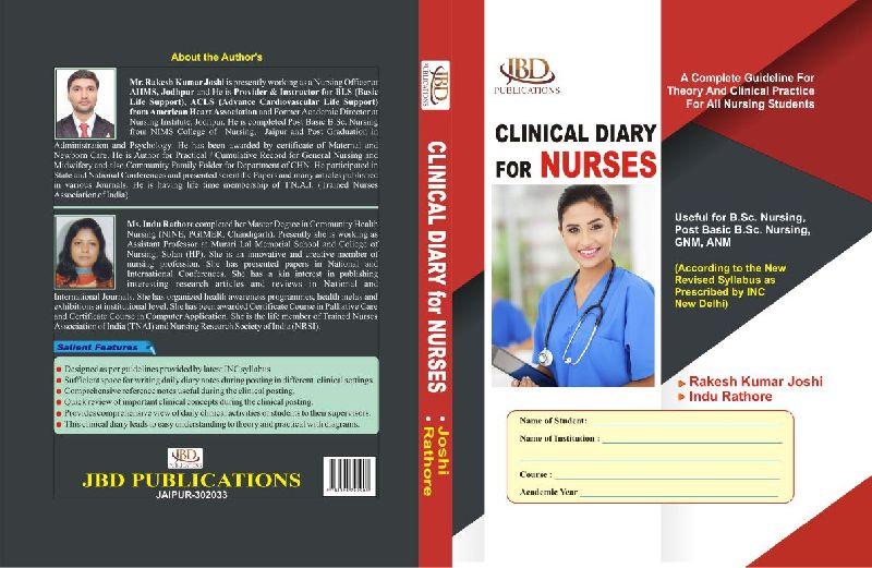 CLINICAL DIARY FOR NURSES