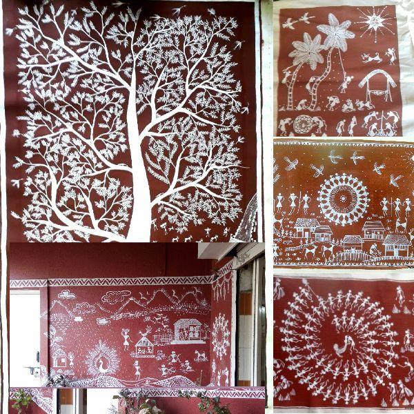 Warli Paintings