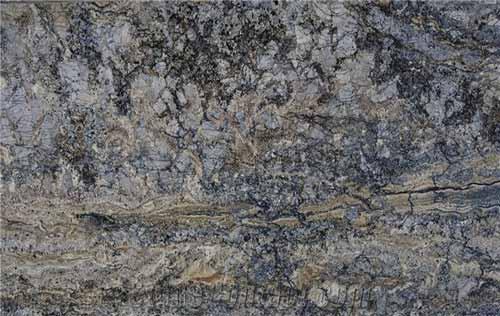 Azurite Granite Stone Slab