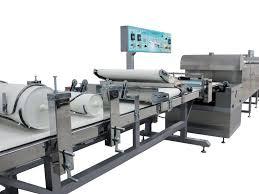 Lavash Chips Food Processing Line Machine