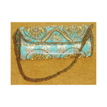 Hand Embroidery Clutch Purse