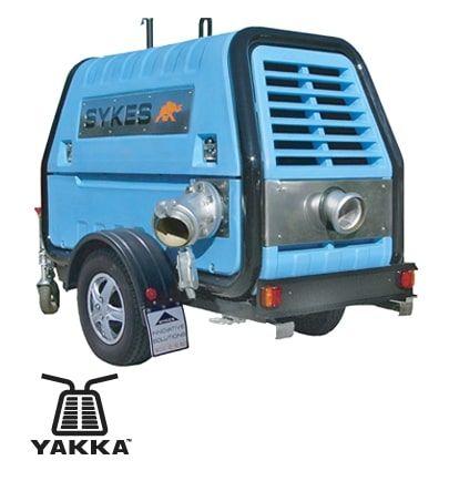 Yakka100 Pumps