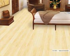EU 9001 Euro Bamboo Natural Horizontal Wooden Flooring