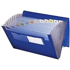 Expandable File Folder