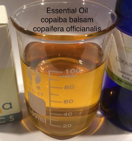 Natural Copaiba Balsam Essential Oil