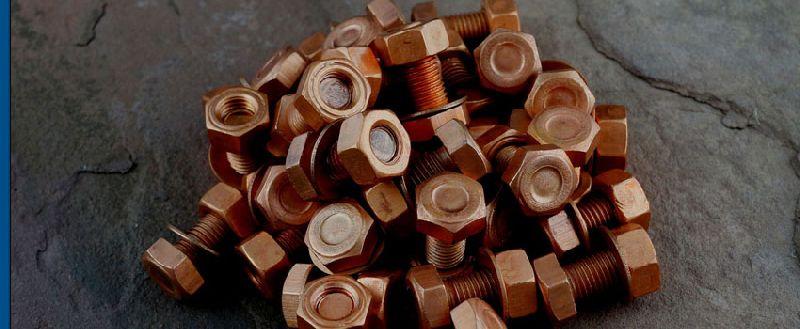 Copper Nickel Fastener