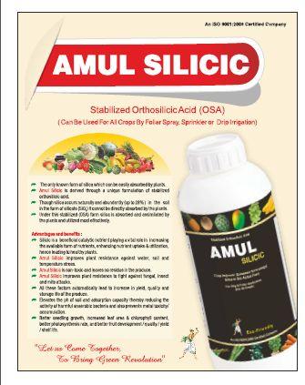 Amul Silicic Stabilized Orthosilicic Acid