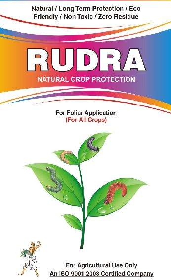 Rudra Natural Crop Protection Liquid