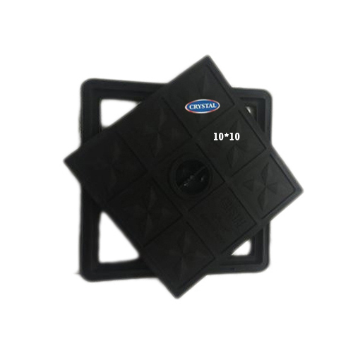 Crystal PVC Manhole Cover and Frame