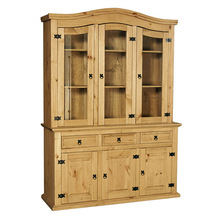 Wooden Etagere