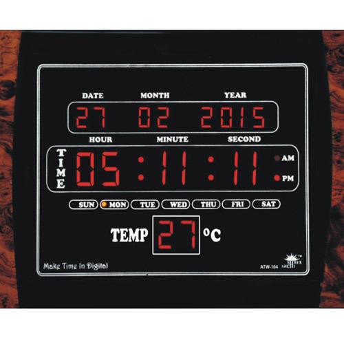 temperature clock