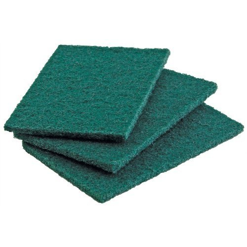 Green Dish Scrubber Pads