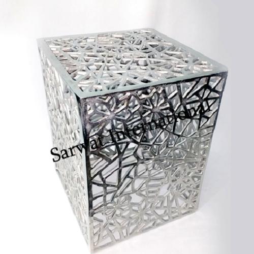 Decorative Aluminium Stool