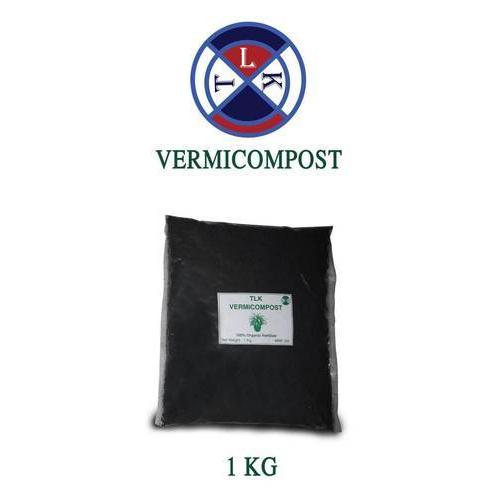 Bio Organic Vermicompost Fertilizer