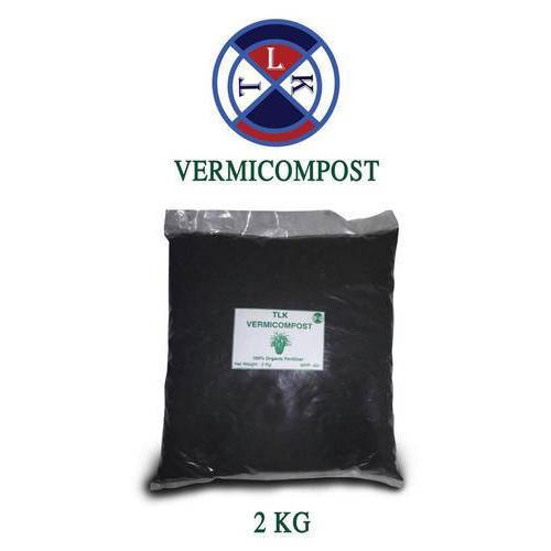 Organic Vermicompost Fertilizer
