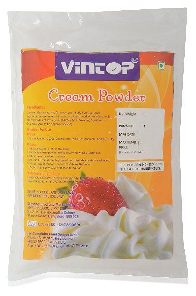 whipping cream powder