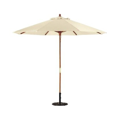 Wooden Patio Umbrella Whole