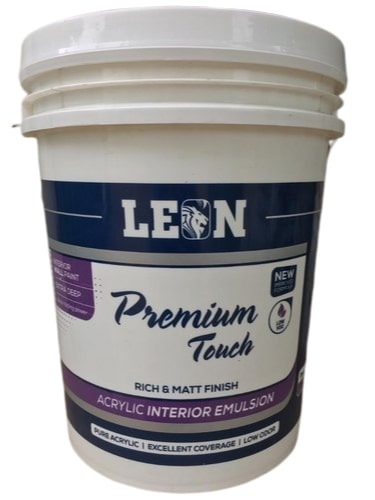Premium Touch Acrylic Interior Emulsion Paint