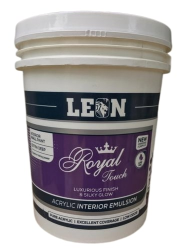 Royal Touch Acrylic Interior Emulsion Paint