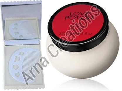 Oriflame Sweden Love Potion Perfumed Body Cream with Comb Mirror Combo