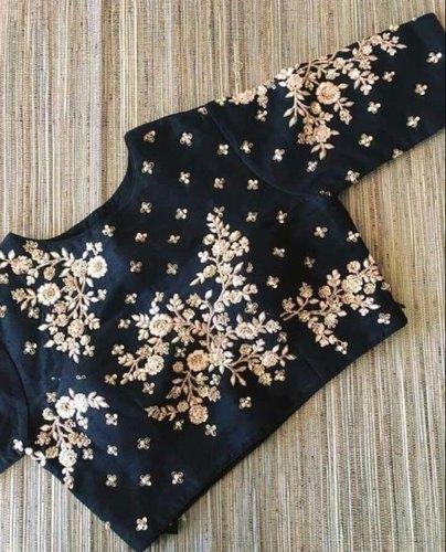 Designer Embroidered Blouse