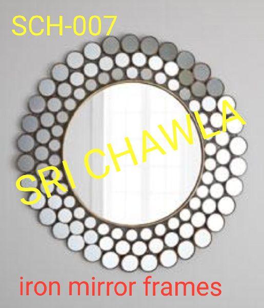 SCH-007 Iron Mirror Frame