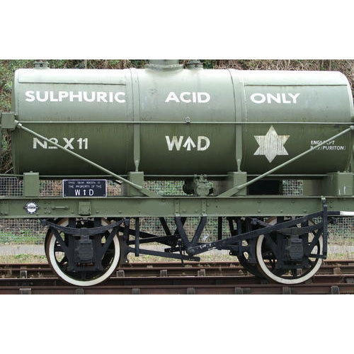 Stainless Steel Sulphuric Acid Storage Tank