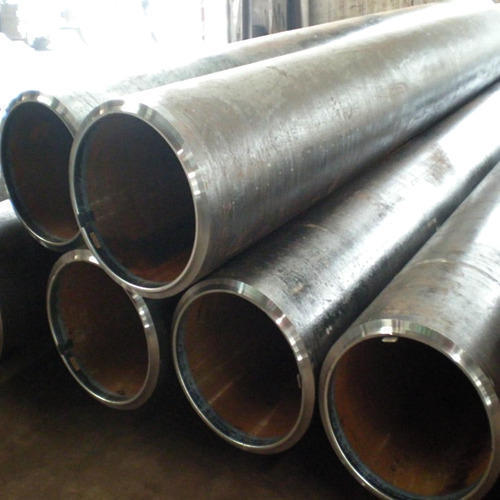Mild Steel Seamless Round Pipe