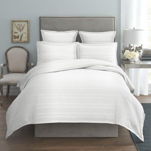 White Plain Cotton Bed Sheet