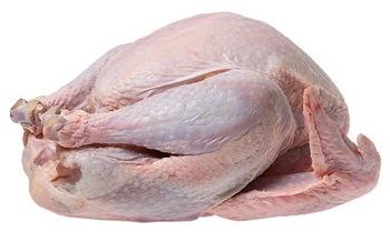 Frozen Turkey Meat