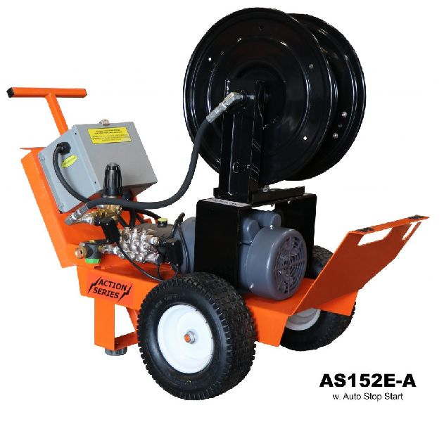 Buy Electric Cold Water Commercial Pressure Washers from