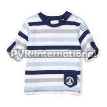 Kids Knitted Round Neck T-Shirts