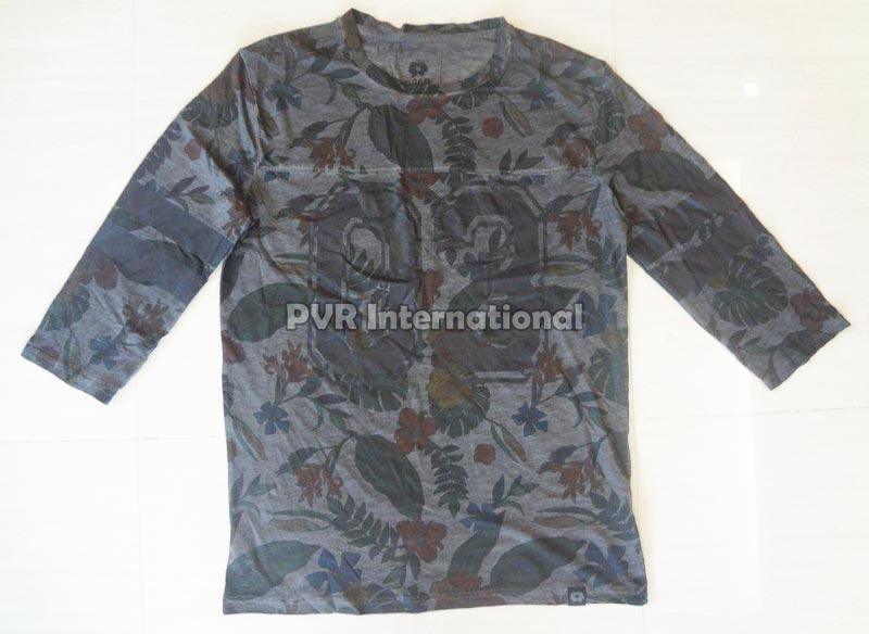 Ladies Knitted Round Neck T-Shirts