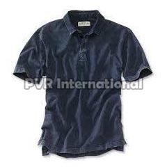 Mens Knitted Polo T-Shirts