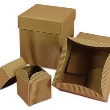 Fancy Corrugated Box