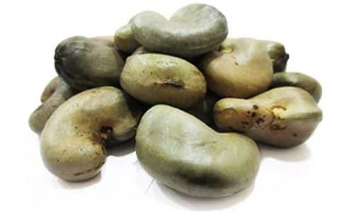 Shelled Cashew Nuts