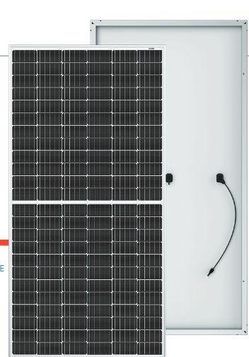 TALLMAX Split M Plus Monocrystalline  Solar Panel