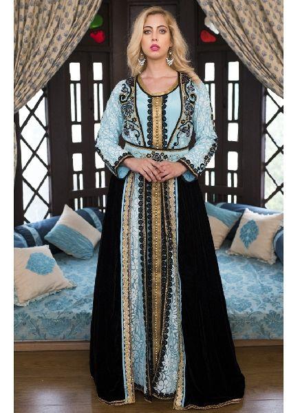 30132960c9 Buy Wedding Kaftan With Thread Work from Palas Fashion