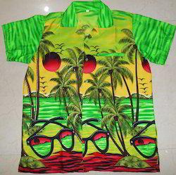 Beach Hawaiian Shirt