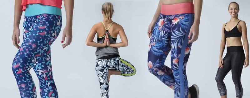 13a843a8aa9e2 Yoga Pants Manufacturer in Delhi India by Red Prints Pvt. Ltd. | ID ...
